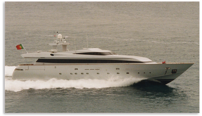 Baglietto <strong>Apache I</strong> (Motor Yacht)