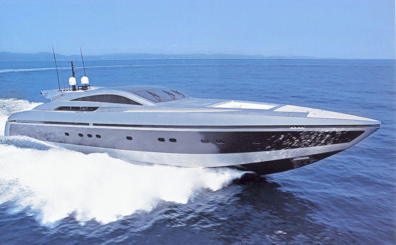 Baglietto <strong>Astarte</strong> (Open / Motor Yacht)