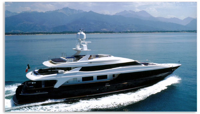 Baglietto <strong>Blue Eyes</strong> (Motor Yacht)