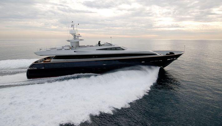Baglietto <strong>Bolaro</strong> (Motor Yacht)