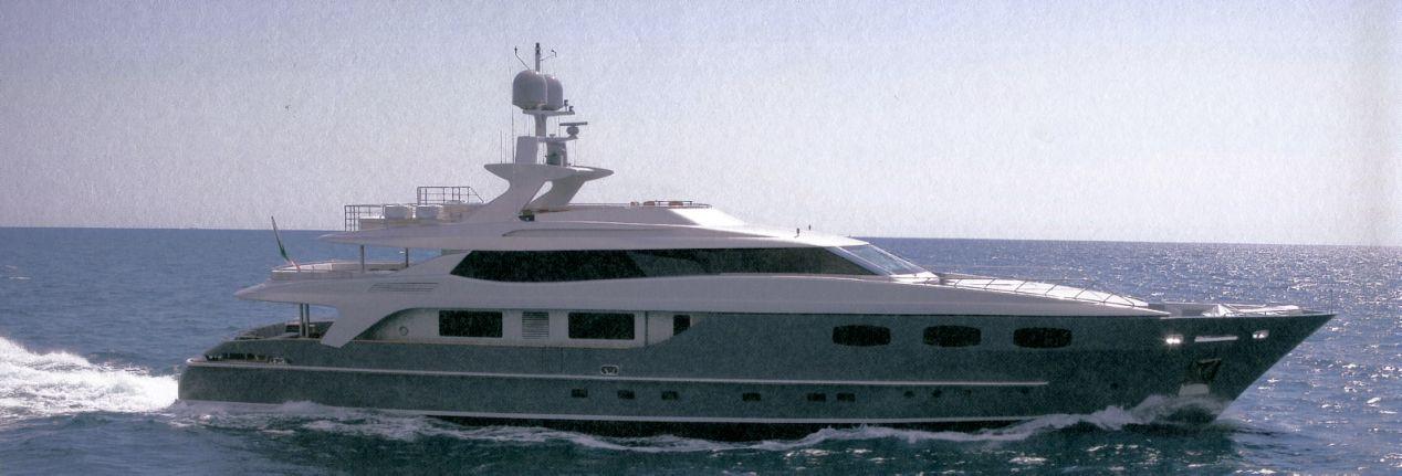 Baglietto 43 M D (Motor Yacht)