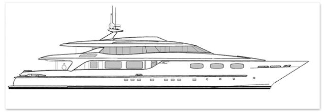 Baglietto 45 M D (Motor Yacht)