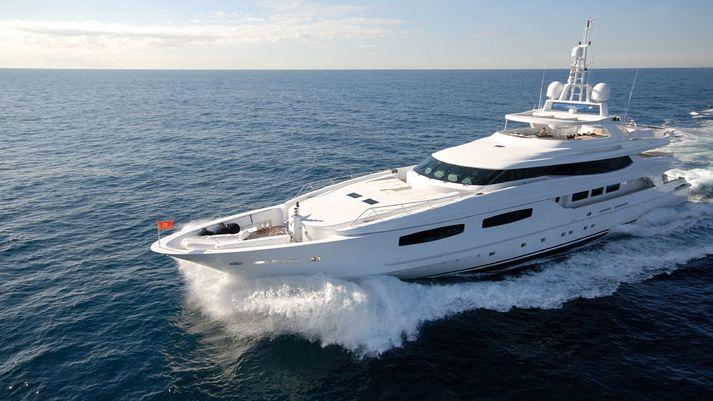 Baglietto <strong>Gitana</strong> (Motor Yacht)
