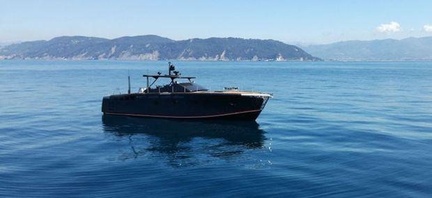 Baglietto MV19 (Day cruiser)