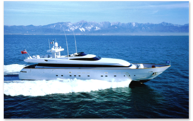 Baglietto <strong>Myspace</strong> (Motor Yacht)