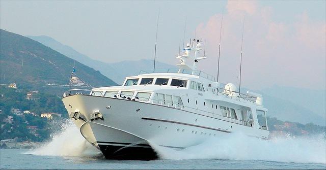 Baglietto <strong>Nauta</strong> (Motor Yacht)