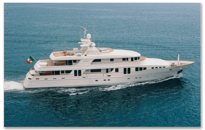 Baglietto <strong>New Master</strong> (Motor Yacht)