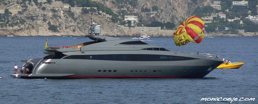 Baglietto <strong>Nina J</strong> (Motor Yacht)