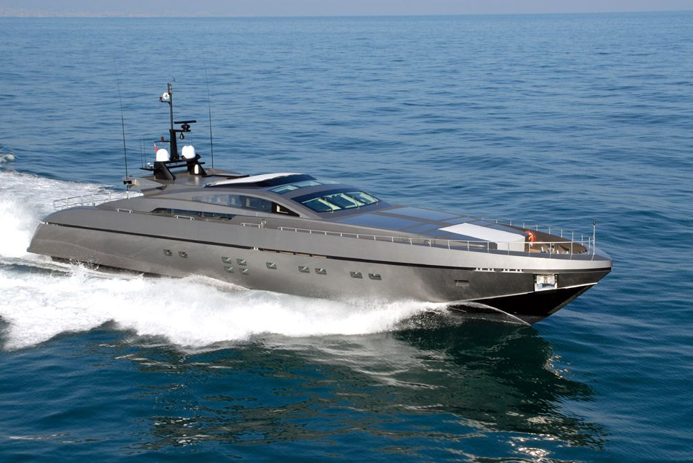 Baglietto <strong>Pure Insanity</strong> (Motor Yacht)