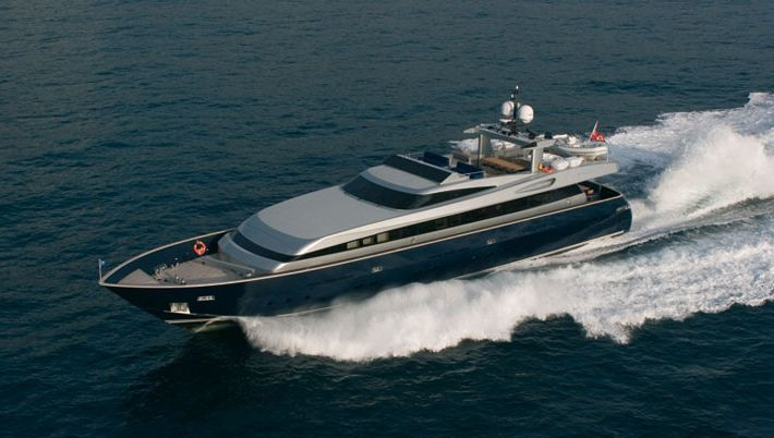 Baglietto <strong>Revitality</strong> (Motor Yacht)