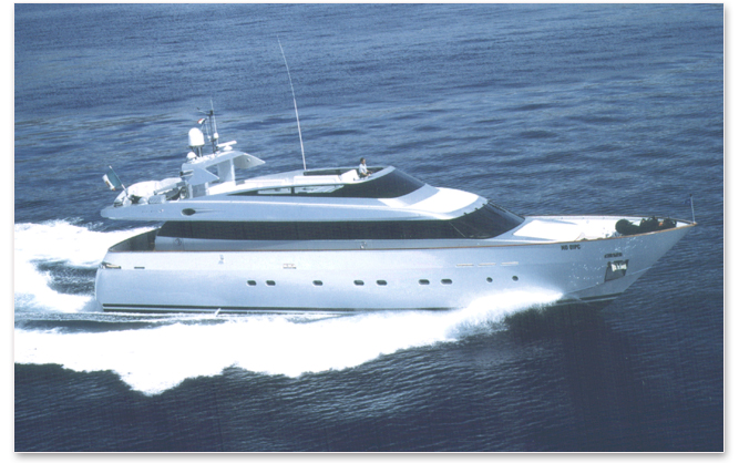Baglietto <strong>Spago</strong> (Motor Yacht)
