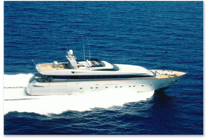 Baglietto <strong>Thunderball</strong> (Motor Yacht)