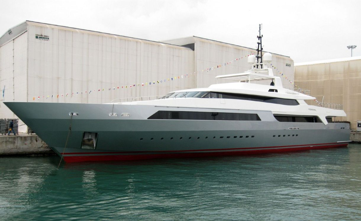 Baglietto <strong>Viki</strong> (Motor Yacht)