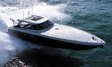 Baia Yachts 54 Aqua (Open / Motor Yacht)