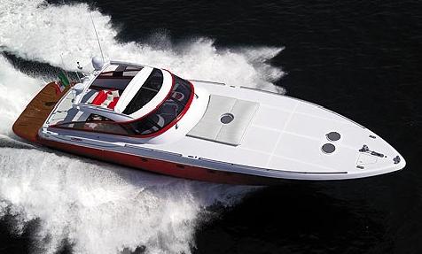 Baia Yachts 63 Azzura (Open / Motor Yacht)