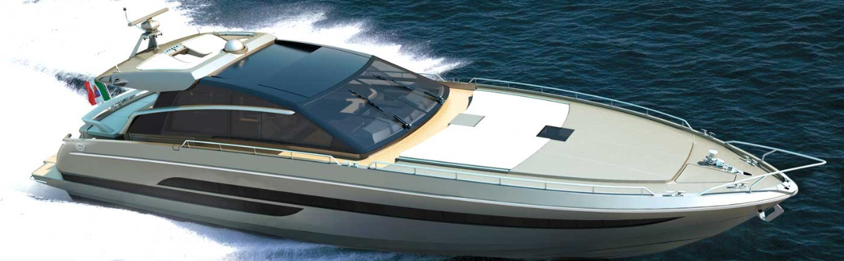 Baia Yachts 63 Onda (Motor Yacht / Open)