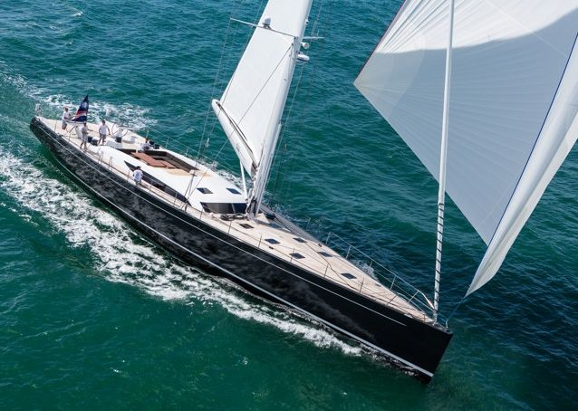 Baltic Yachts 107 <strong>Inukshuk</strong> (Voilier)