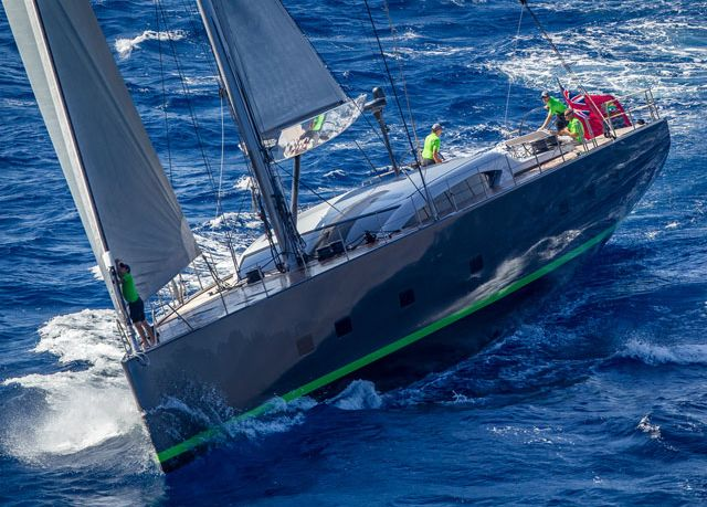 Baltic Yachts 108 <strong>Winwin</strong> (Voilier)
