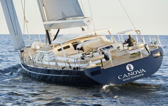 Baltic Yachts 112 <strong>Canova</strong> (Sailing Yacht)