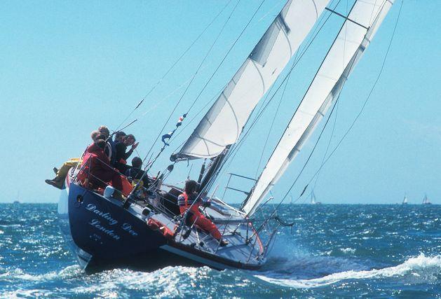 Baltic Yachts 42 <strong>Darling D</strong> (Sailing Yacht)