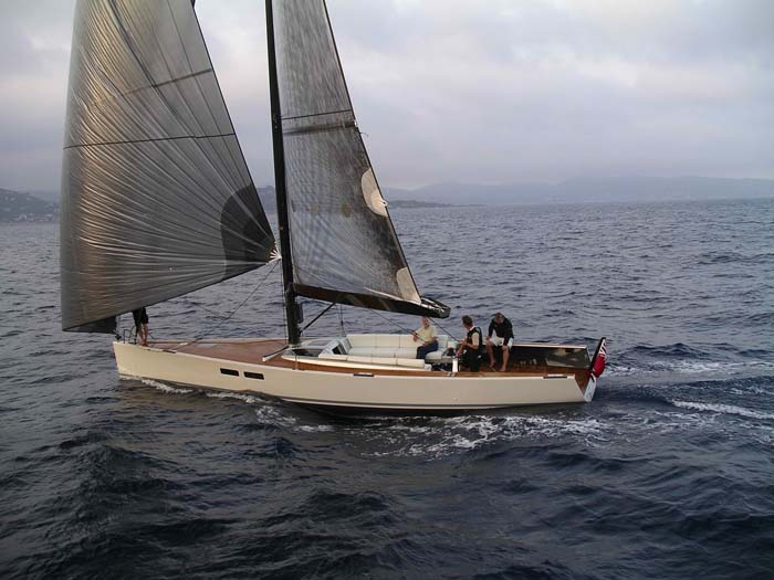 Baltic Yachts 43 DS (Voilier)