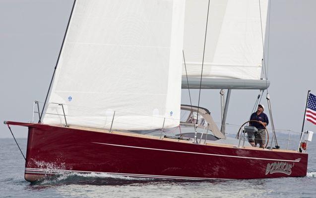Baltic Yachts 45 <strong>Bodacious 3</strong> (Sailing Yacht)