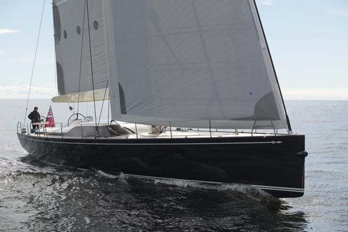 Baltic Yachts 77 (Voilier)