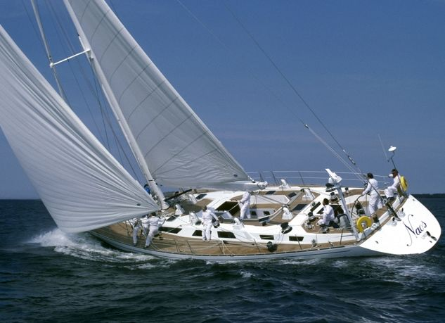 Baltic Yachts 83 <strong>Naos</strong> (Voilier)
