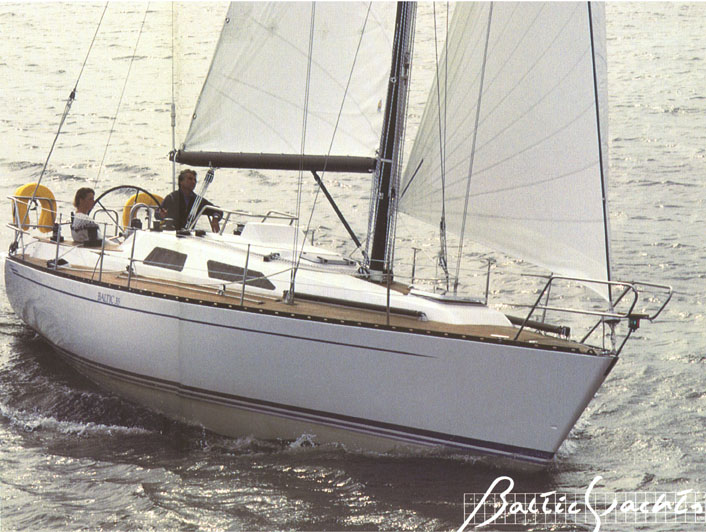 Baltic Yachts 35 (Voilier)
