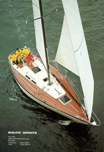 Baltic Yachts 37 (Voilier)