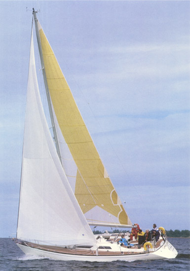 Baltic Yachts 40 (Voilier)