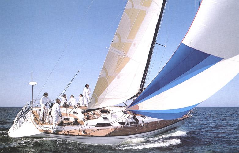 Baltic Yachts 43 (Sailing Yacht)