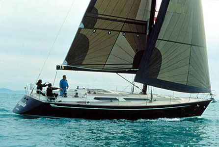 Baltic Yachts 47 (Voilier)