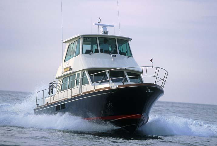 Baltic Yachts 49 M (Power Boat / Motor Yacht)