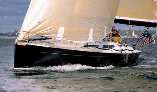 Baltic Yachts 50 (Voilier)