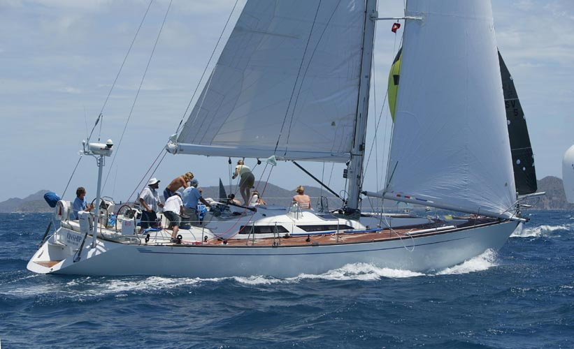Baltic Yachts 52 (Voilier)
