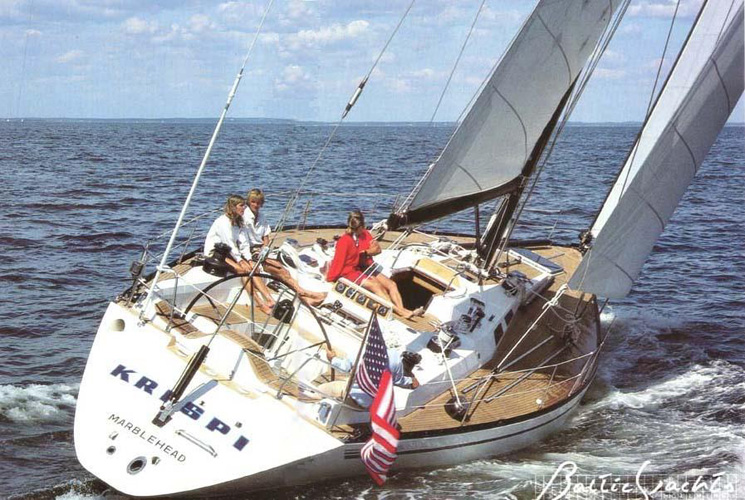 Baltic Yachts 55 DP (Voilier)