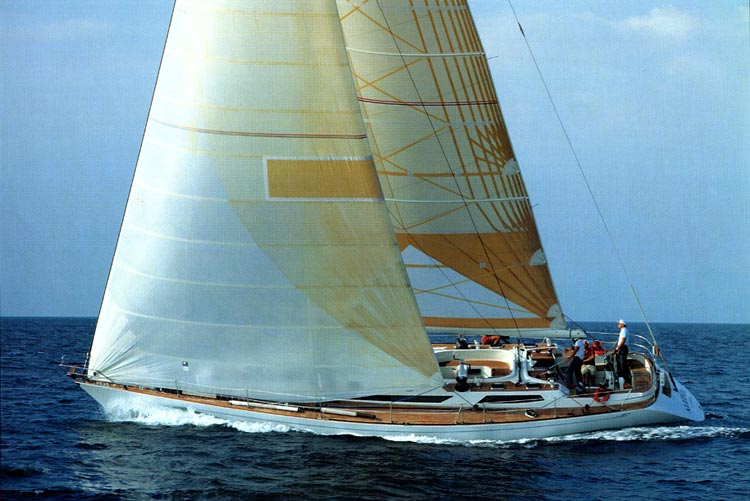 Baltic Yachts 58 <strong>Aledoa 3</strong> (Voilier)
