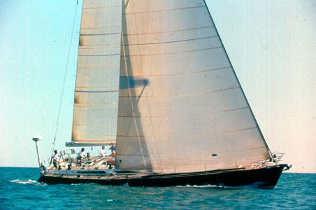 Baltic Yachts 60 (Voilier)
