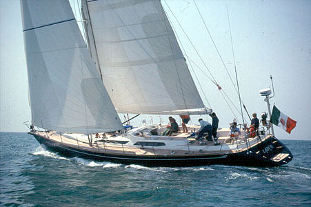 Baltic Yachts 64 <strong>Lady G</strong> (Sailing Yacht)