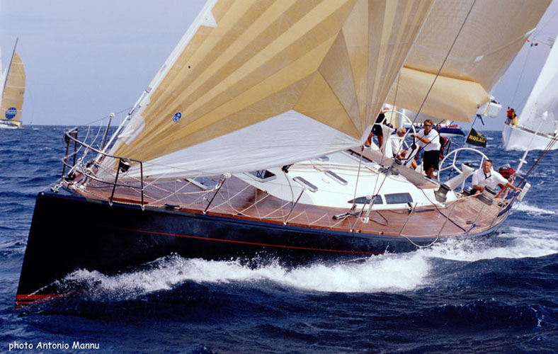 Baltic Yachts 70 (Voilier)