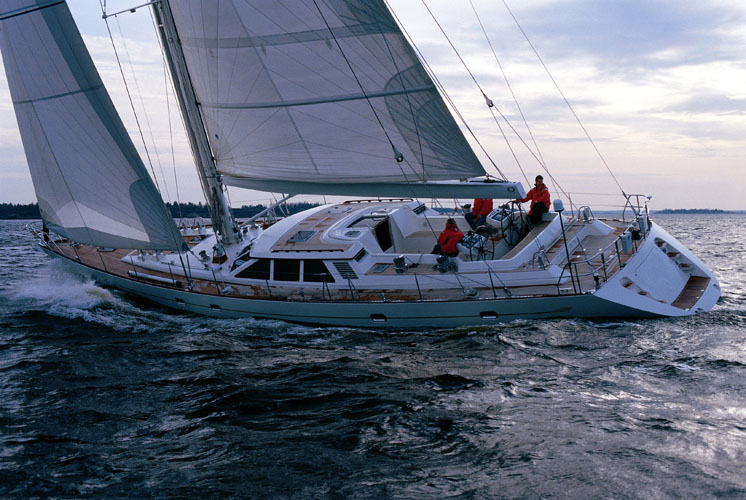 Baltic Yachts 73 (Voilier)