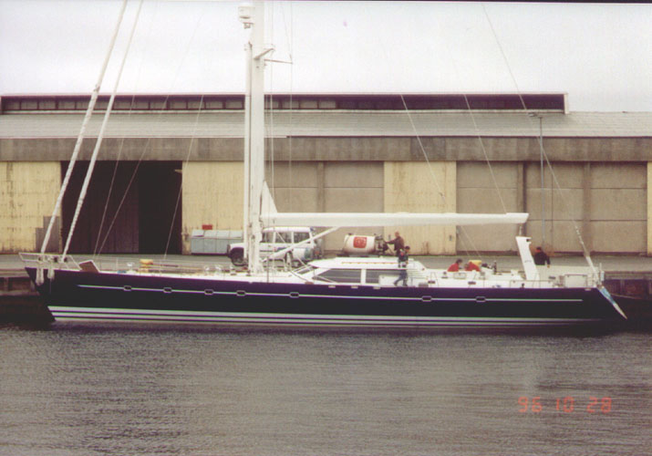 Baltic Yachts 87 (Voilier)