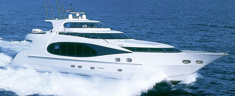 Baron 102 <strong>C'est la vie</strong> (Motor Yacht)