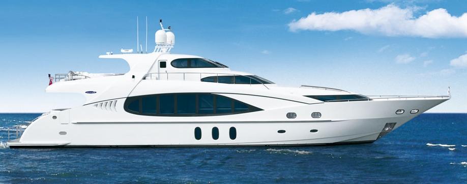 Baron 102 <strong>Perfect Harmony</strong> (Motor Yacht)