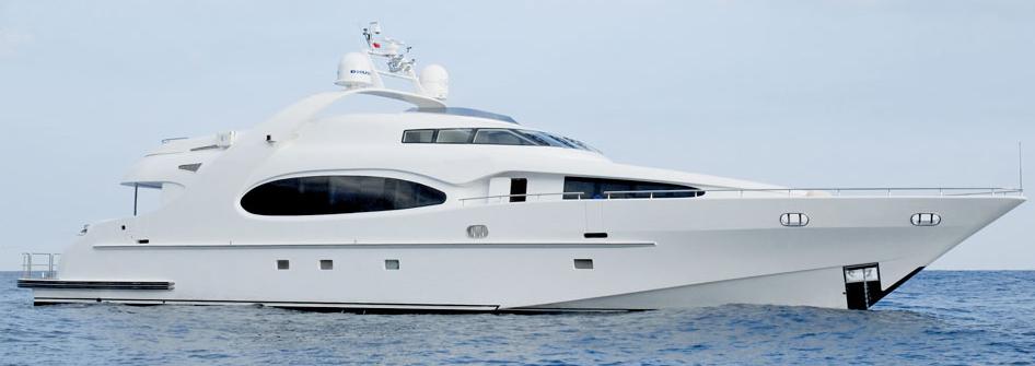 Baron 120 <strong>Charisma</strong> (Motor Yacht)
