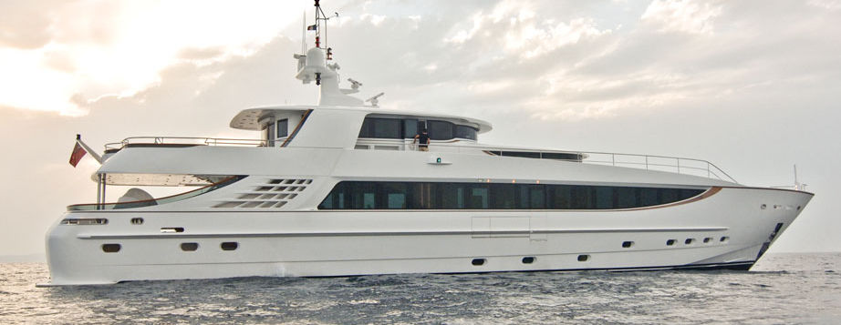 Baron 133 <strong>Cloud 9</strong> (Motor Yacht)