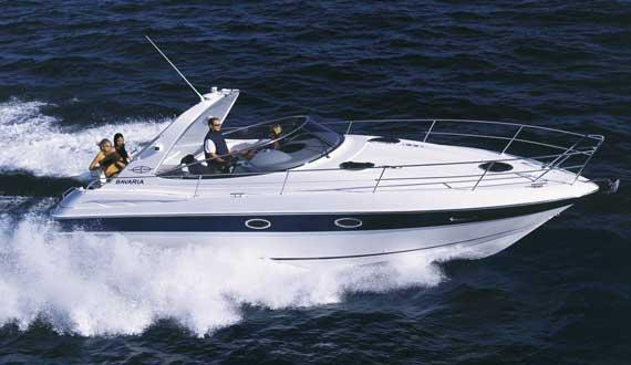 Bavaria BMB 32 Sport (Day cruiser)