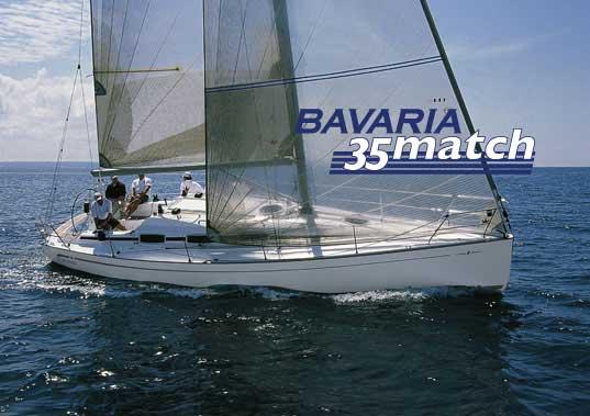 Bavaria 35 Match (Sailing Yacht)