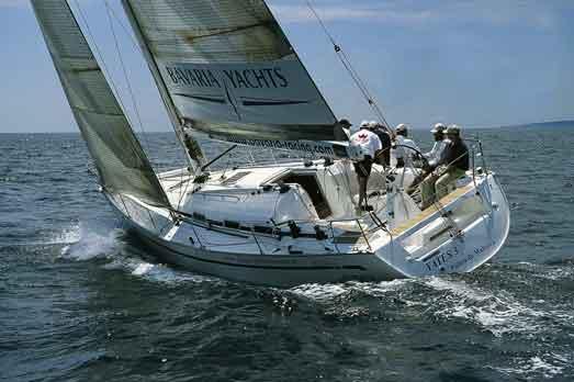 Bavaria 42 Match (Sailing Yacht)